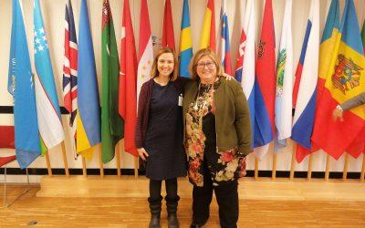 Μέλη του επιστημονικού δυναμικού που συνεργάζεται με τον Δήμο Καισαριανής εκπροσώπησαν επίσημα τη χώρα μας σε διεθνή συνάντηση του Παγκόσμιου Οργανισμού Υγείας